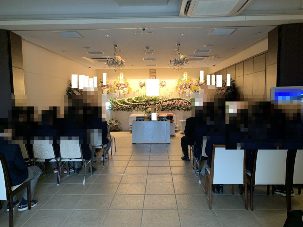 堺市 貸し切り家族葬式場