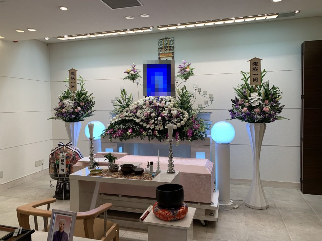 堺市での安い家族葬