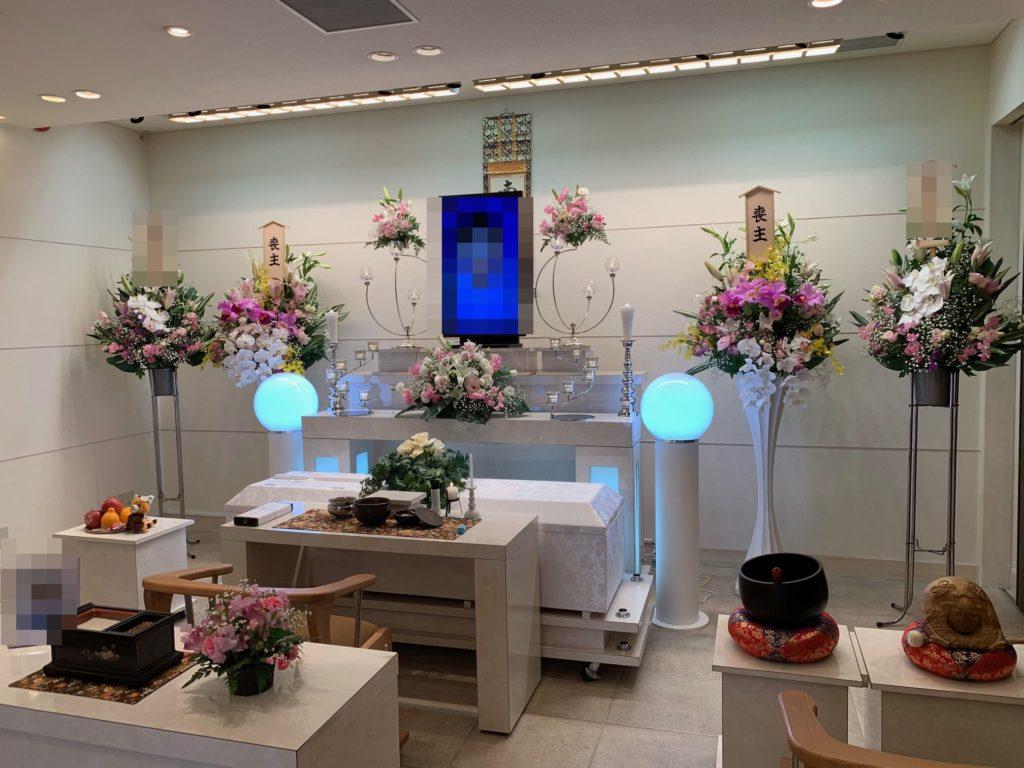 堺市中区 家族葬ホール