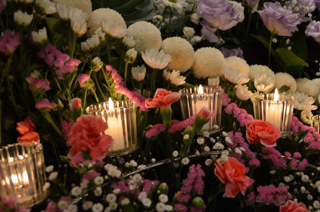 平成31年3月17日 メモリアル堺 灯祭壇