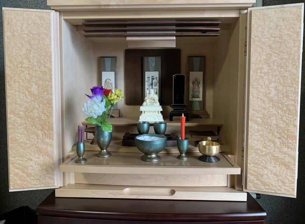 葬儀後のアフターフォロー 仏壇 平成31年4月24日