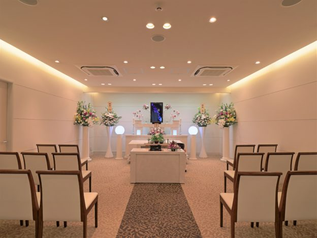 事前相談 家族葬専用ホールメモリアル堺 令和元年10月23日