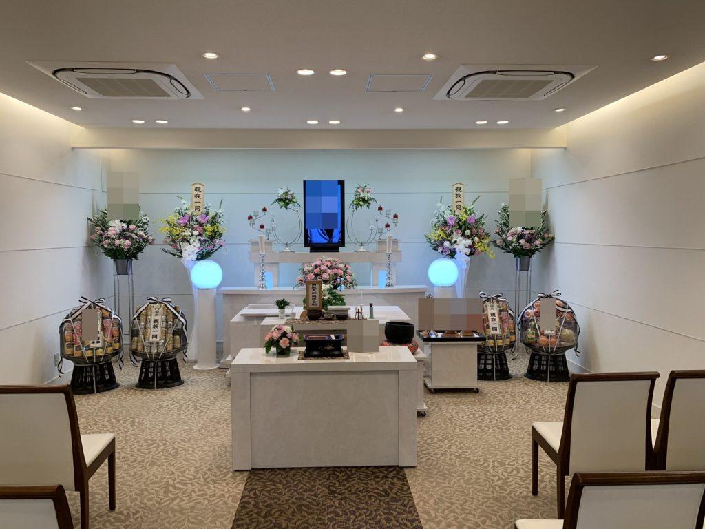 堺市 1日葬 家族葬専用ホールメモリアル堺