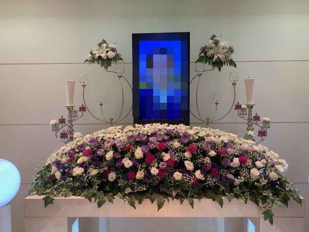 家族葬専用ホールメモリアル