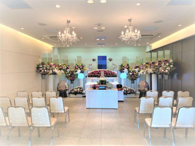 家族葬専用ホールメモリアル堺 葬儀