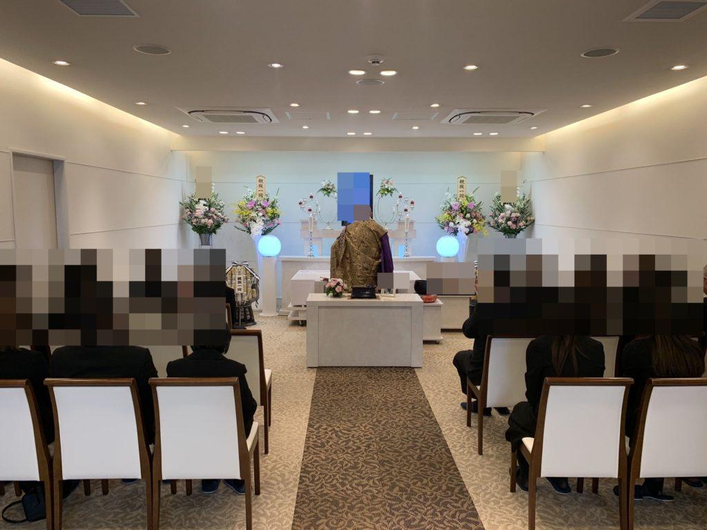 堺市中区 1日葬 家族葬専用ホールメモリアル堺