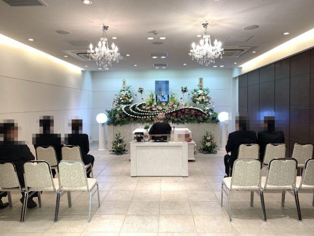 家族葬専用ホールメモリアル堺 堺市家族葬会館