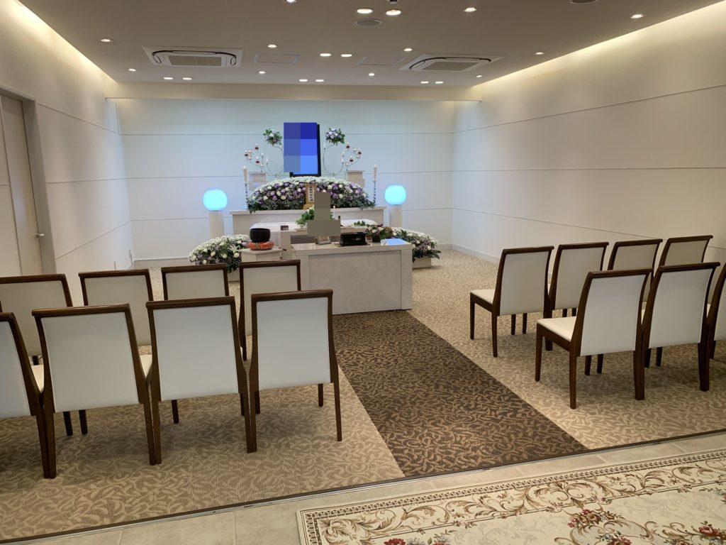 堺市中区 家族葬専用ホール