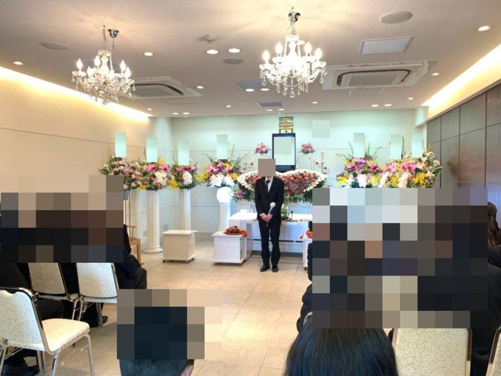 家族葬専用ホールメモリアル堺 堺市中区 葬儀社