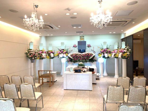家族葬専用ホールメモリアル堺 堺市 葬儀社