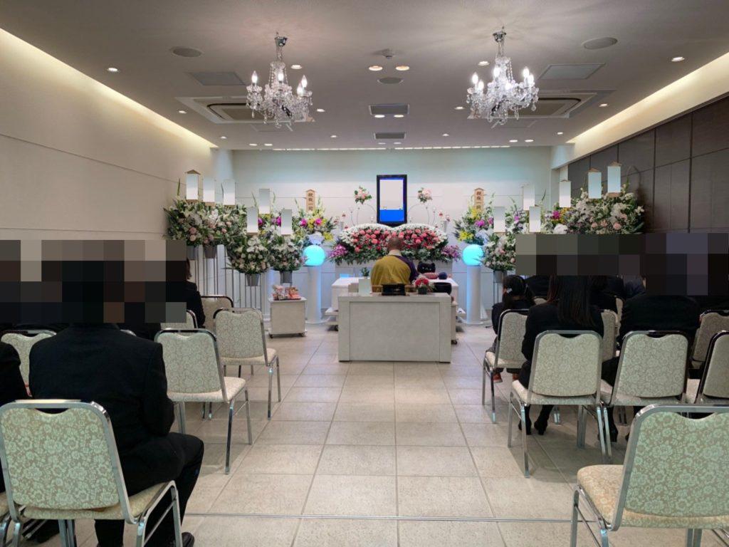家族葬専用ホールメモリアル堺 堺市中区深井