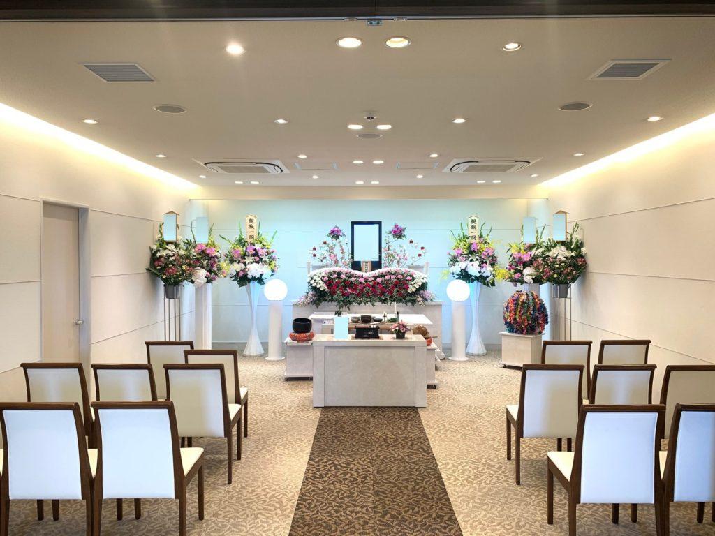 堺市中区家族葬ホール