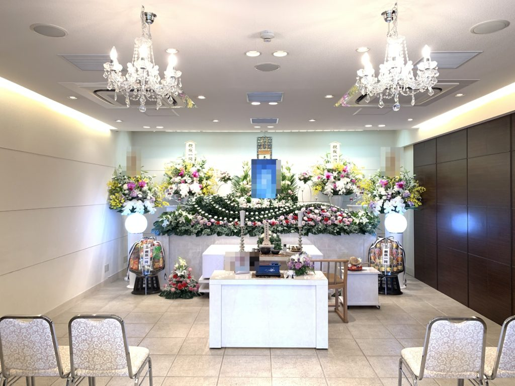 堺市 家族葬