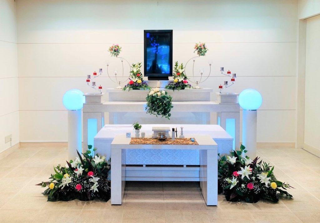 プレミアムコンパクト火葬式【家族葬専用ホールメモリアル堺】
