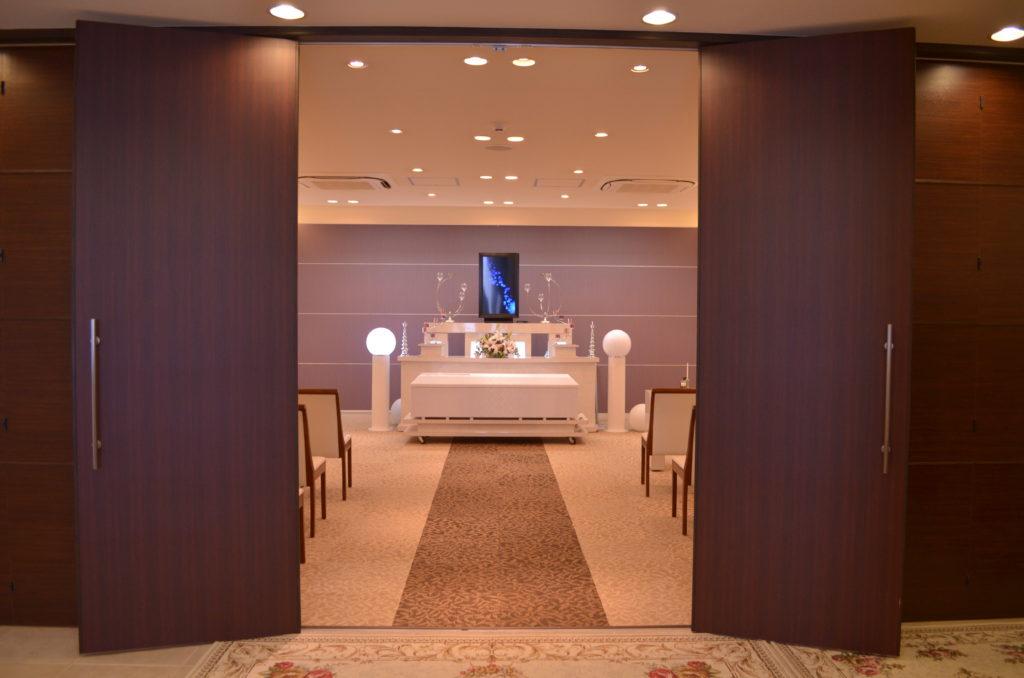家族葬専用ホールメモリアル堺のご紹介割引サポート